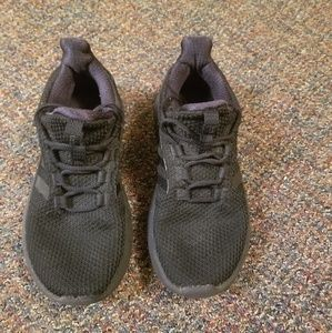 Adidas Youth Cloudfoam Running Shoes Size 5